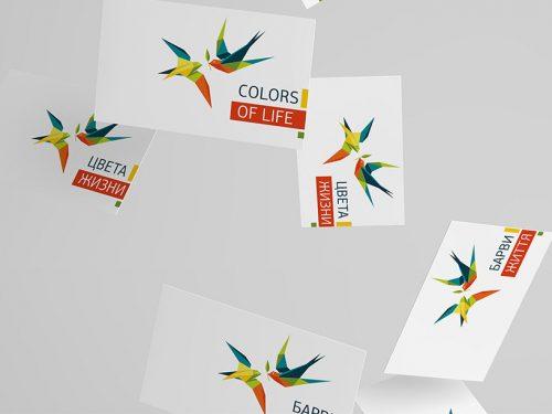 Разработка логотипа и названия детского клуба «Полосатики»