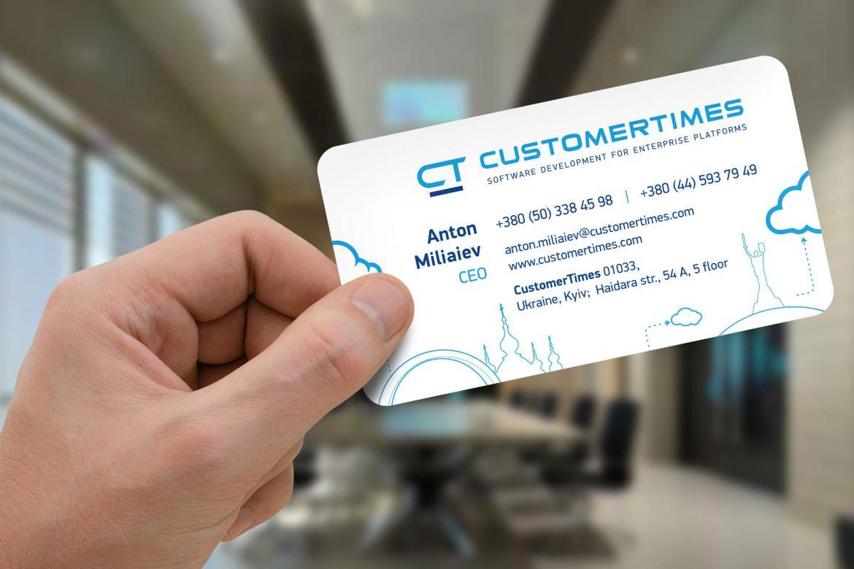 Фирменный стиль IT компании, IT company corporate identity