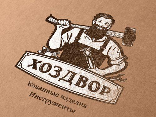 Логотип винной компании