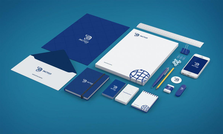 Дизайн фирменного стиля таможенной компании