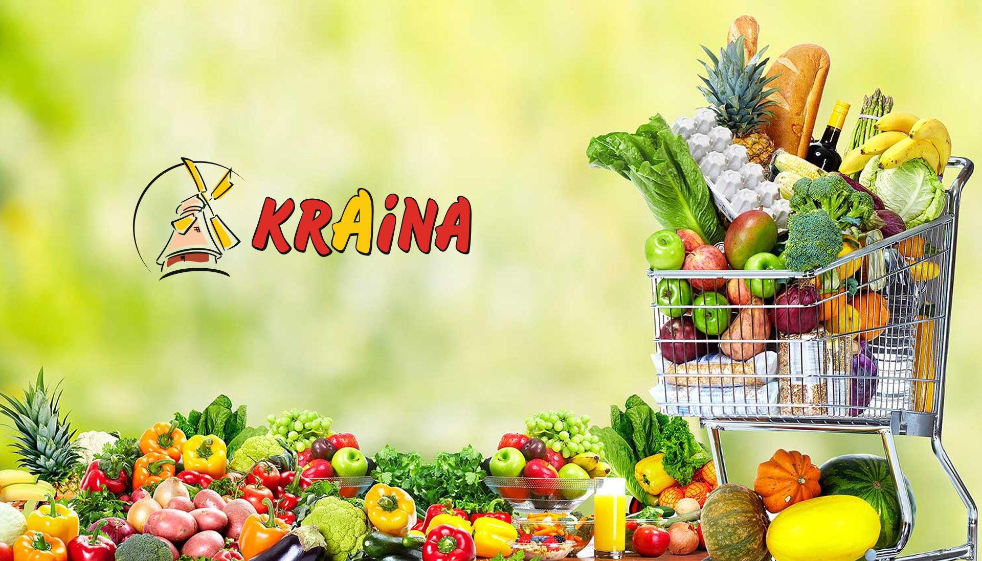Дизайн логотипа супер-маркета, Supermarket logo design