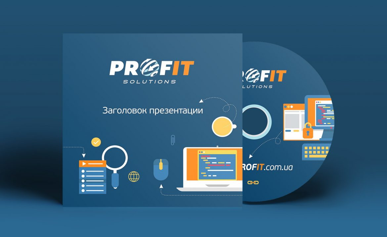 Дизайн логотипа IT компании, IT company logo design