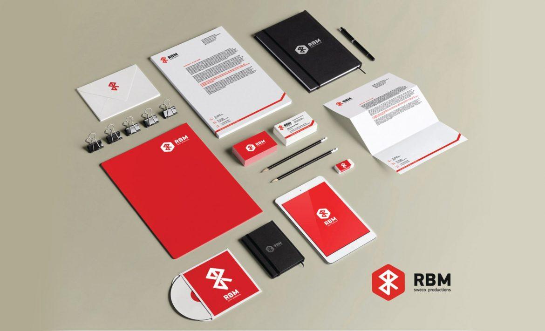 Фирменный стиль инжиниринговой компании, Engineering company corporate identity