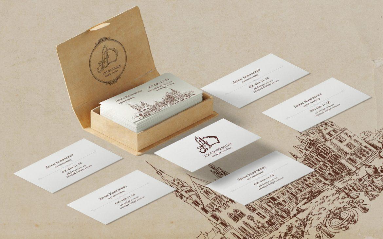 Разработка фирменного стиля для архитектурного бюро, Architecture bureau corporate identity