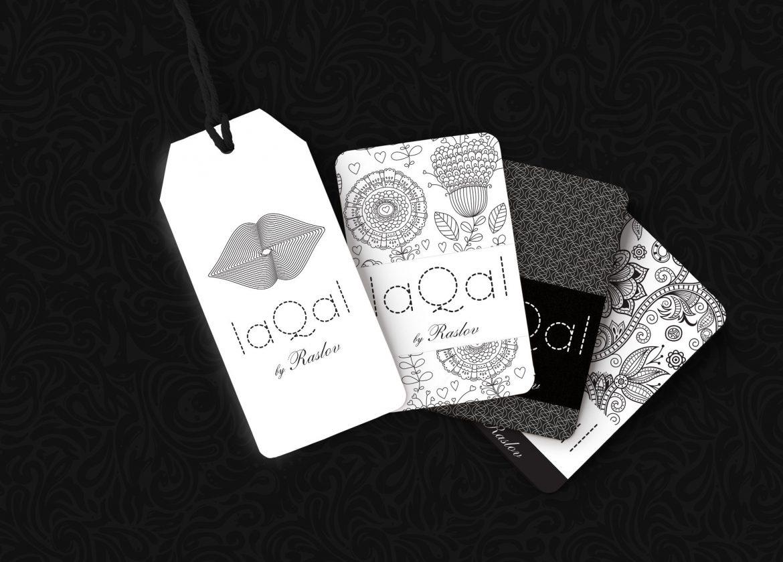 Разработка дизайна этикетки для одежды, Clothing lable design