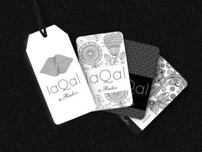 Дизайн бирки для одежды