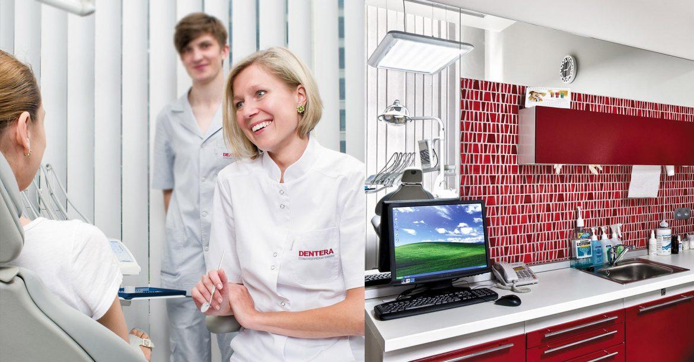 Разработка фирменного стиля стоматологии