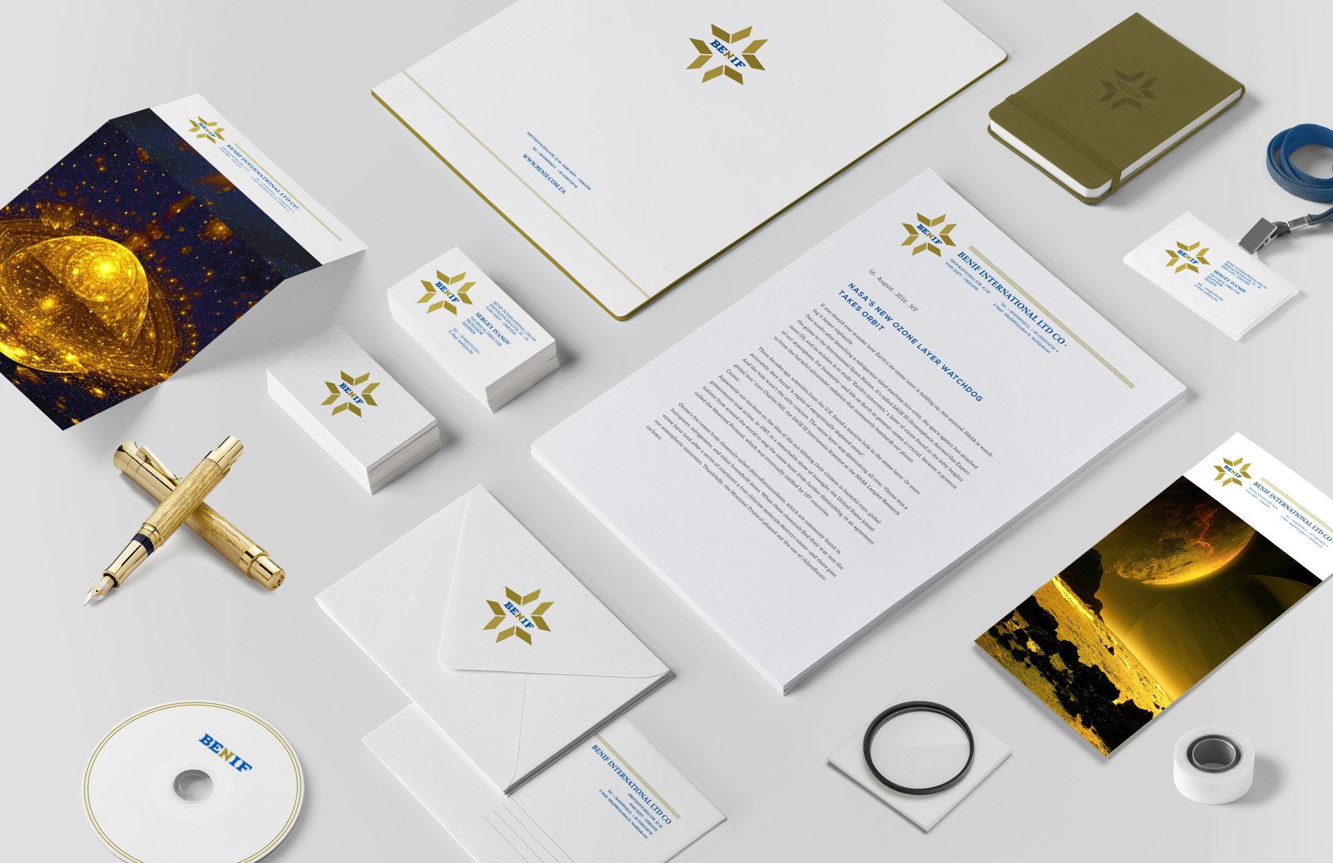 Дизайн логотипа геодезической компании