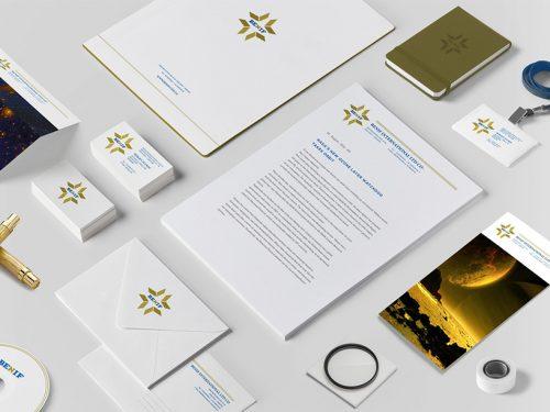 Разработка брендбука креативного пространства Just In Space