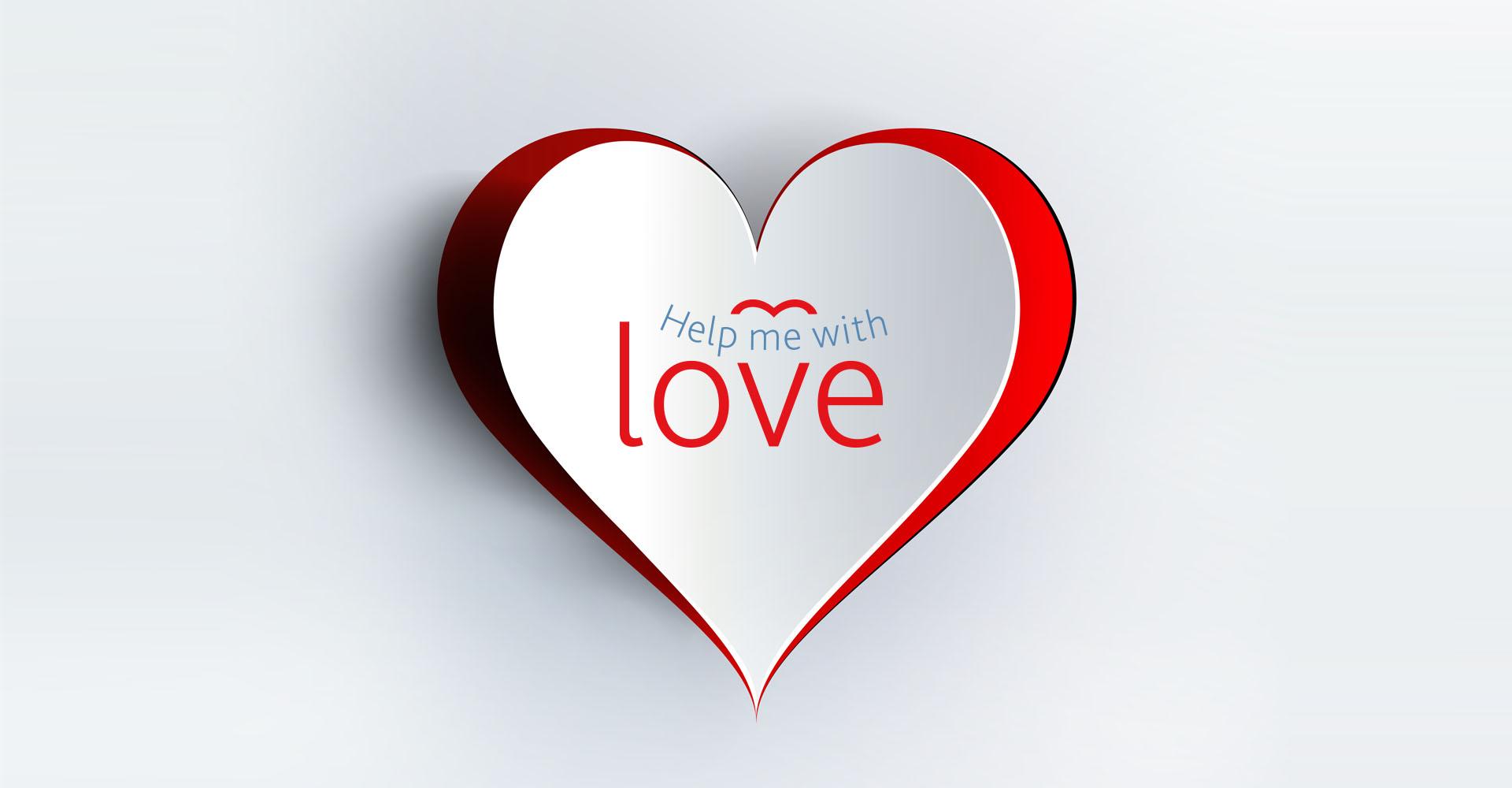 Создание логотипа в виде сердца для магазина подарков