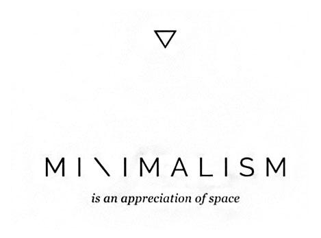minimalism-style