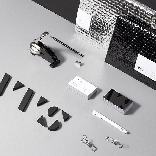 minimalism corporate identity