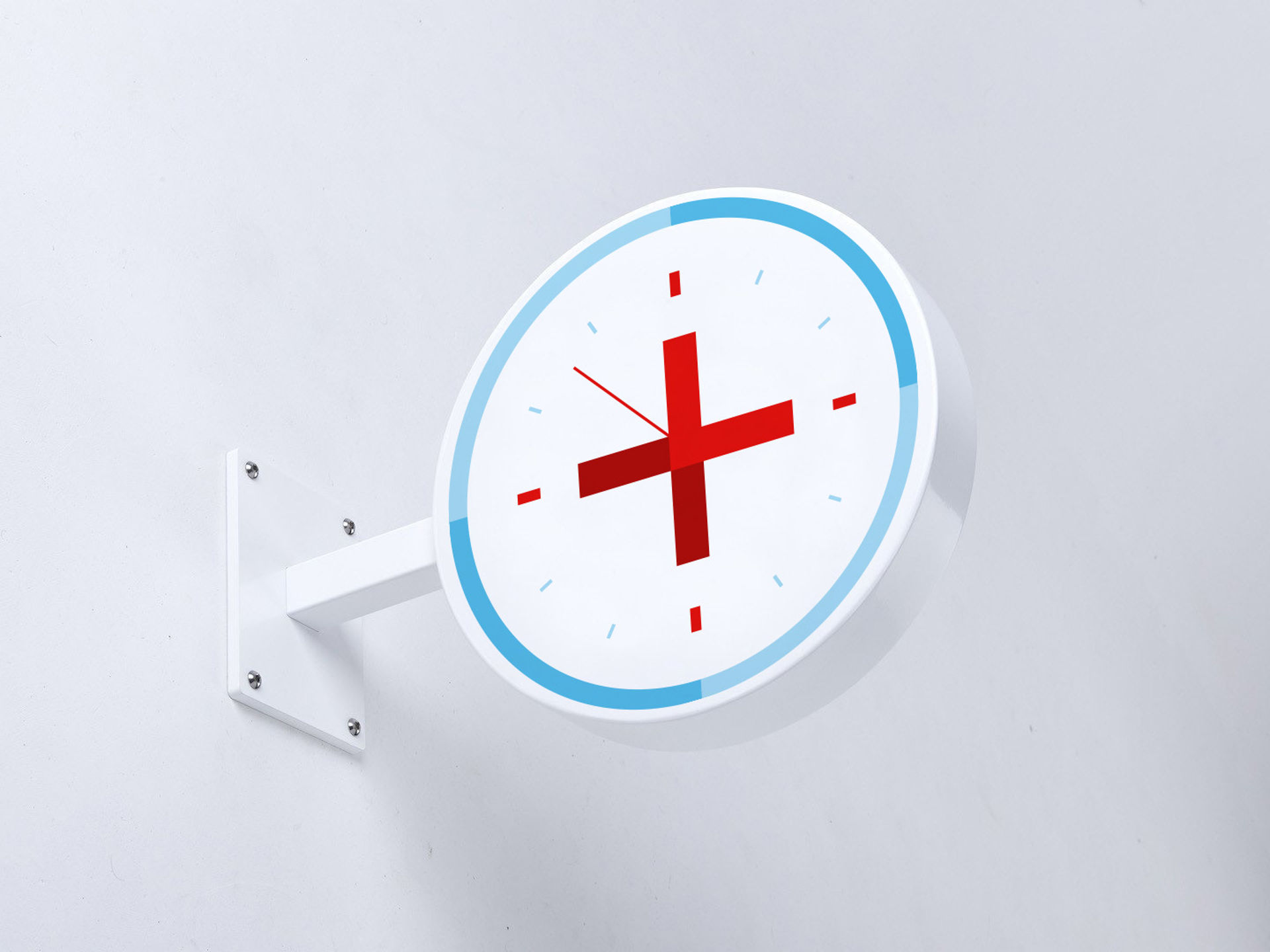 Создание логотипа для экспресс поликлиники