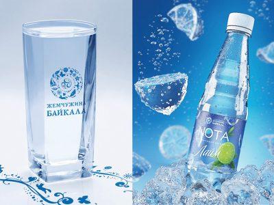 Дизайн бутылки для воды