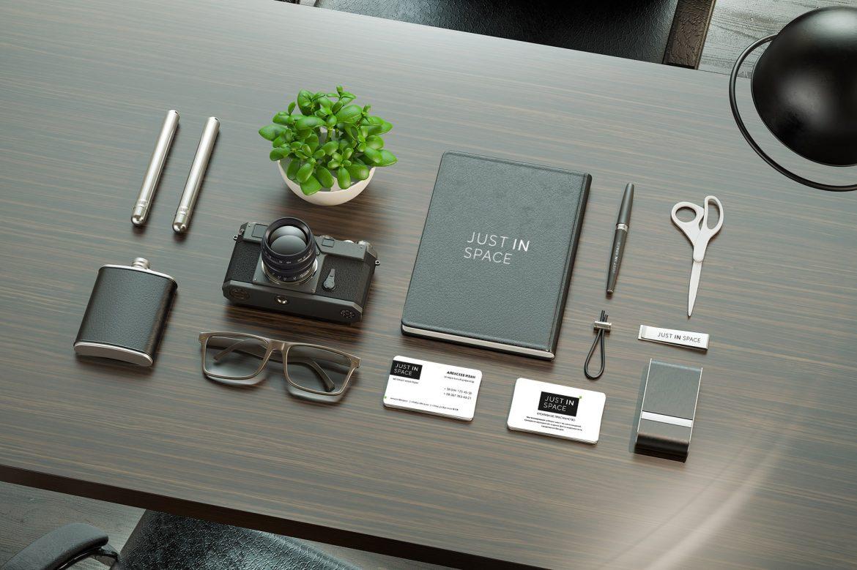 Фирменный стиль креативного пространства
