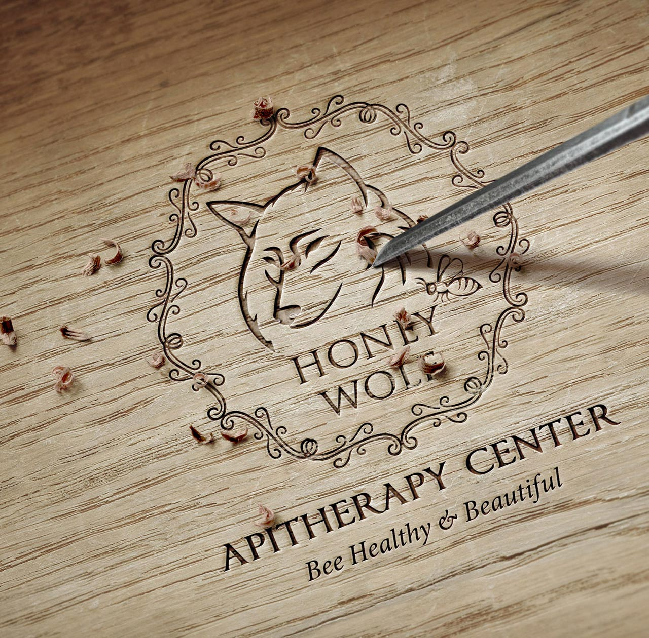 апитерапия логотип