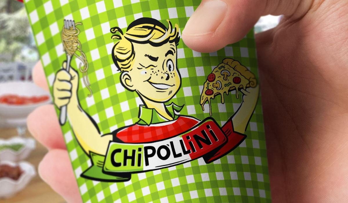 Chipollini итальянский ресторан