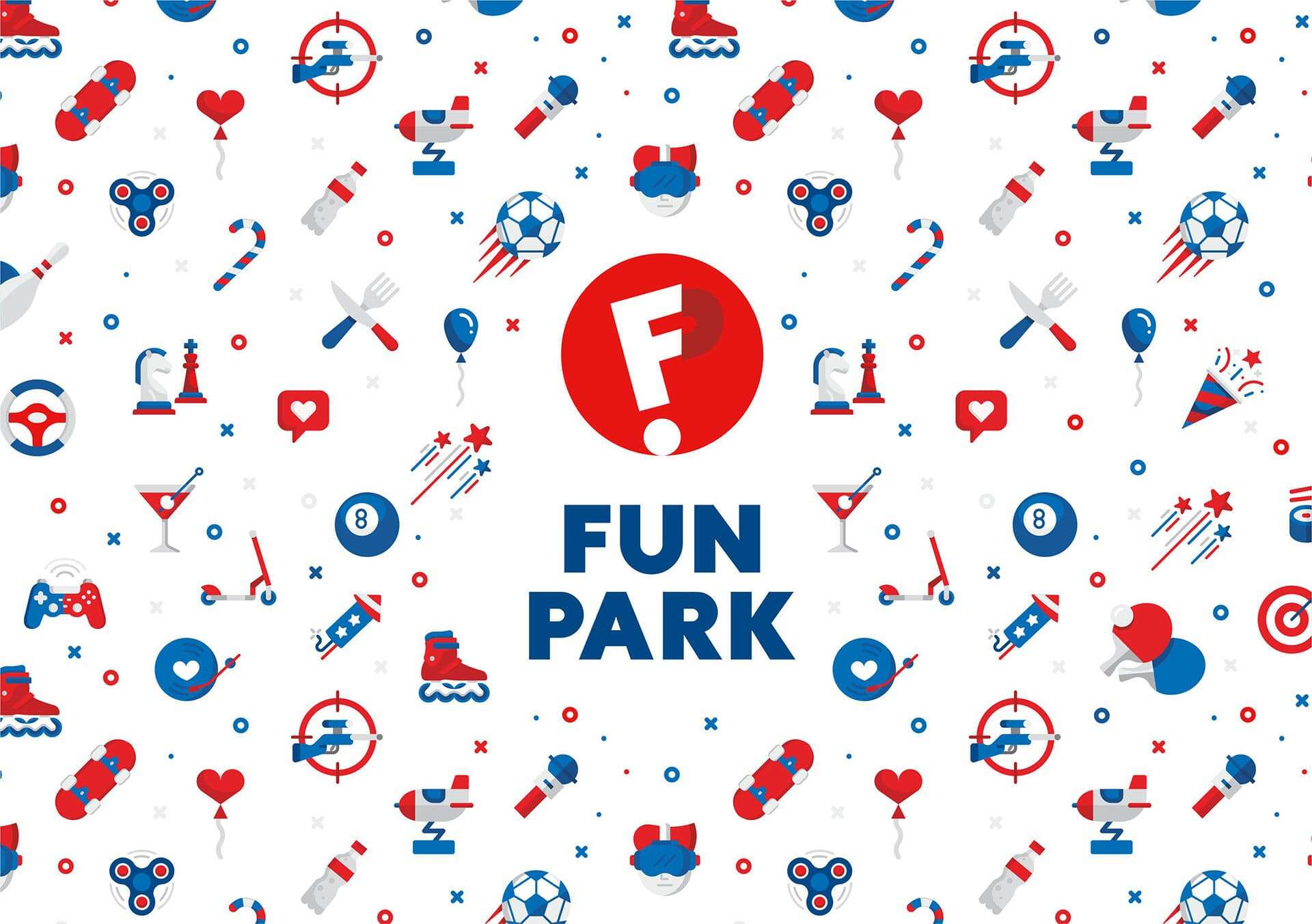 Fun Park фирменный паттерн