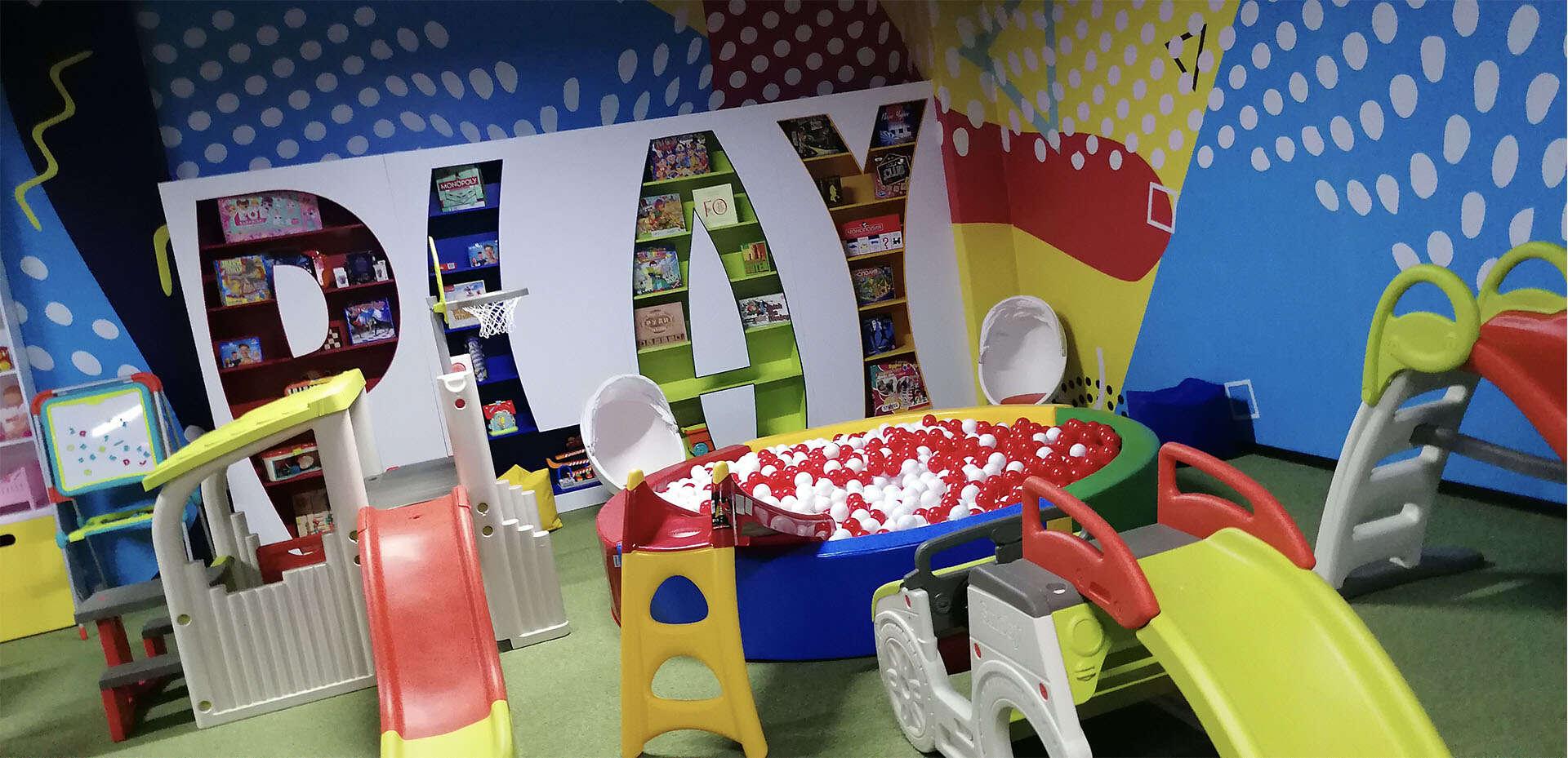 Фан Парк - игровая комната