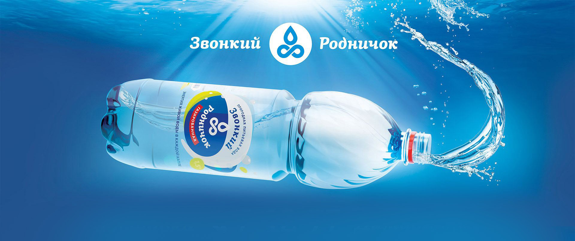 дизайн упаковки и этикетки для воды