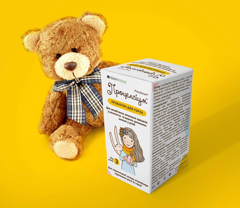 Препарат для лечения горла упаковка