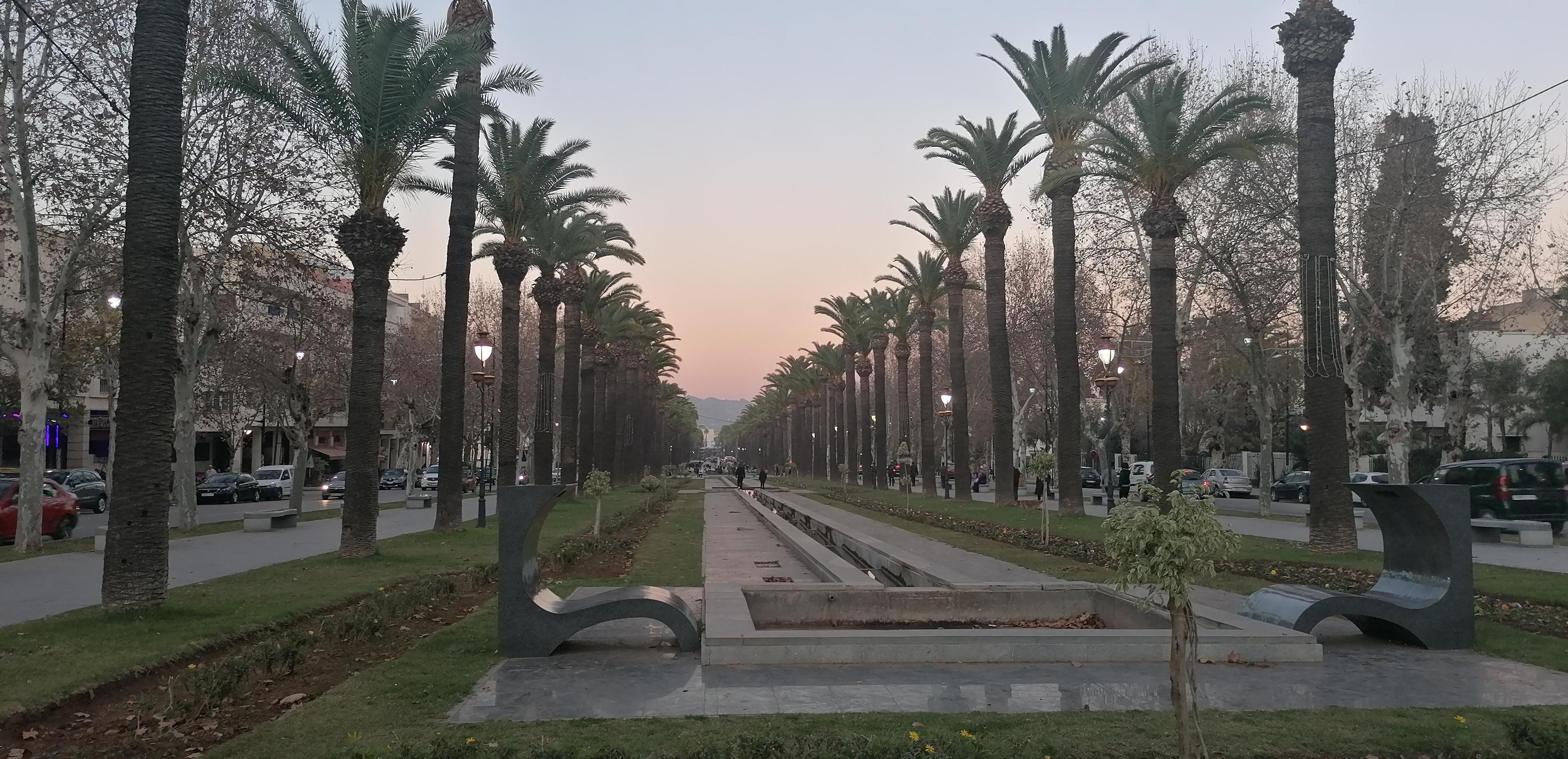 В Марокко на Новый год 2020