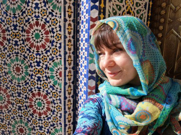 Дизайн в Марокко
