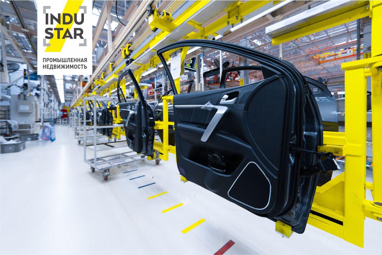 индустриальное производство брендинг