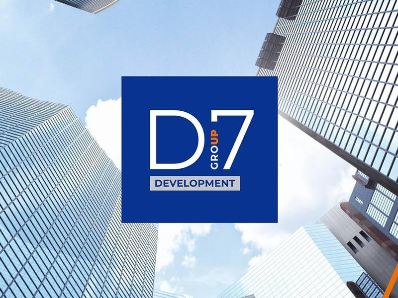 d7 логотип строительной компании