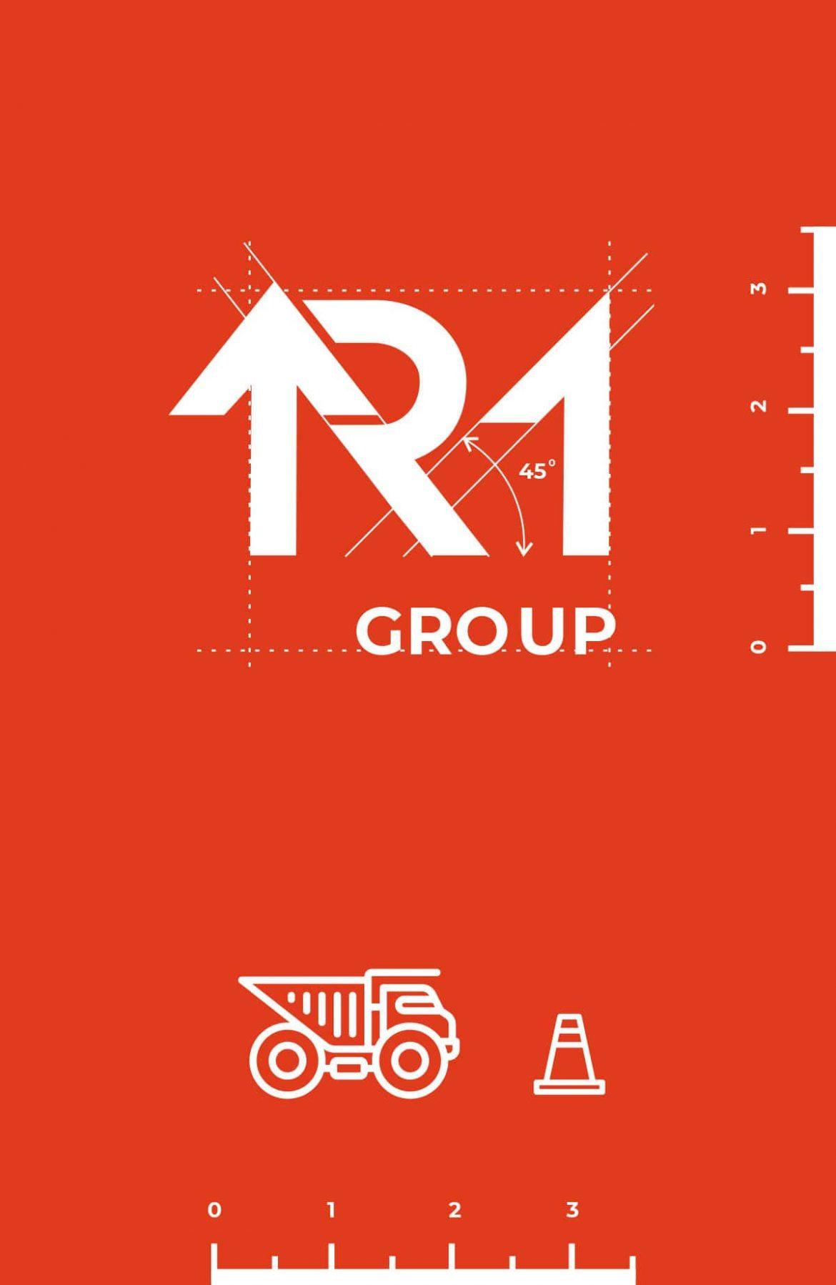 разработка логотипа строительной компании