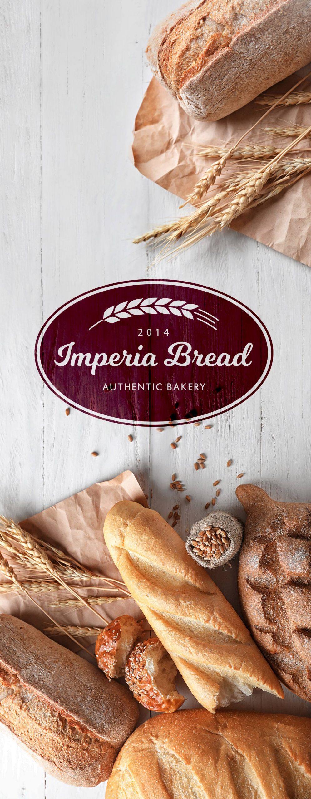 создание логотипа хлебозавода
