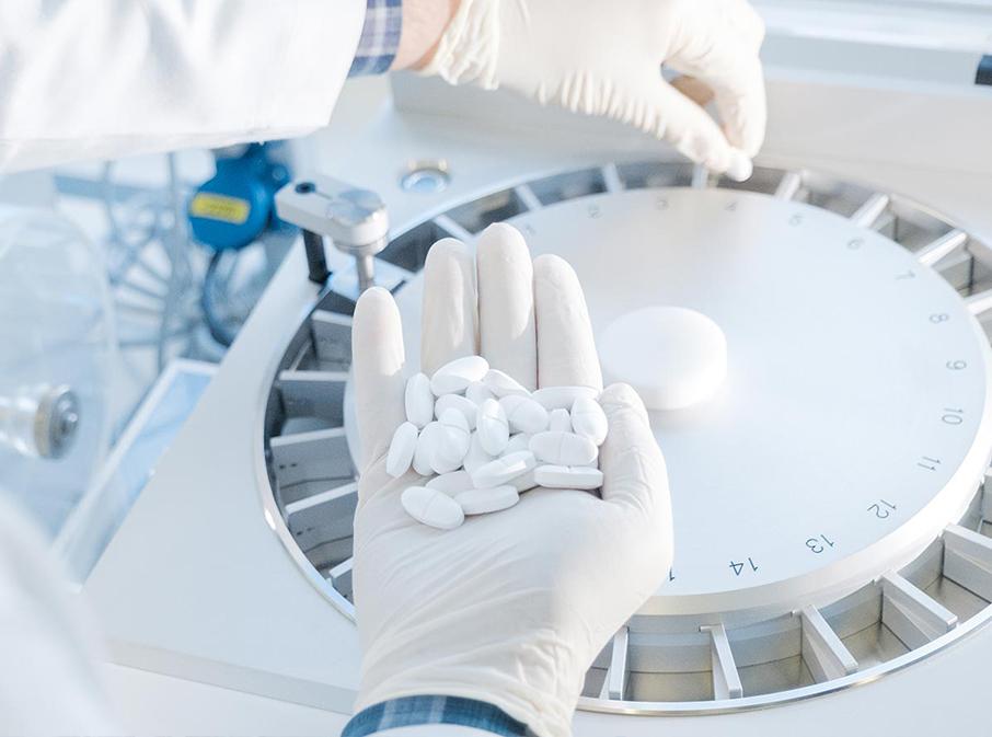 Разработка фименного стиля фармацевтической компании