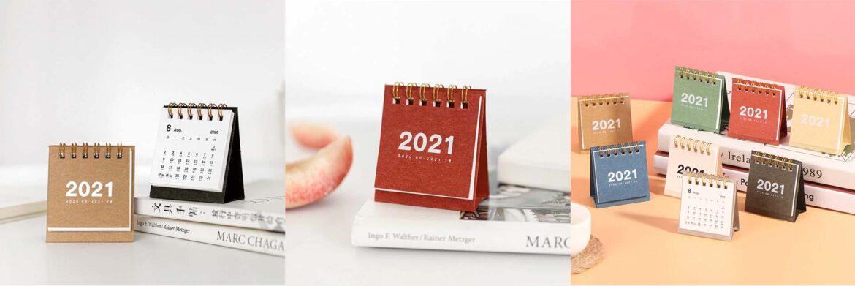 перекидные календари на 2021 год