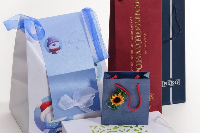 Дизайн пакетов