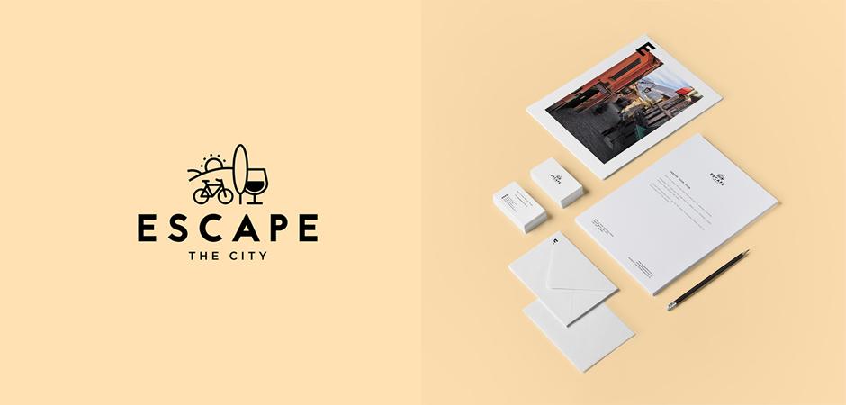 логотип фирмы Escape