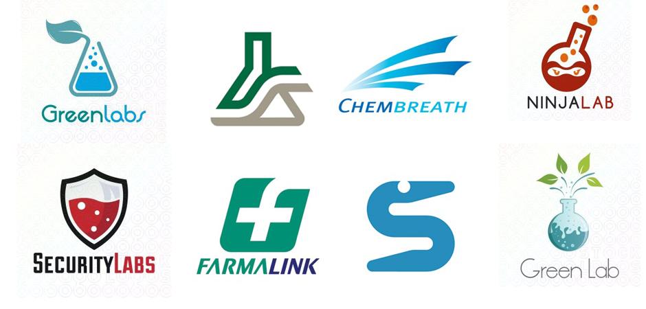 Разработка логотипа диагностической лаборатории