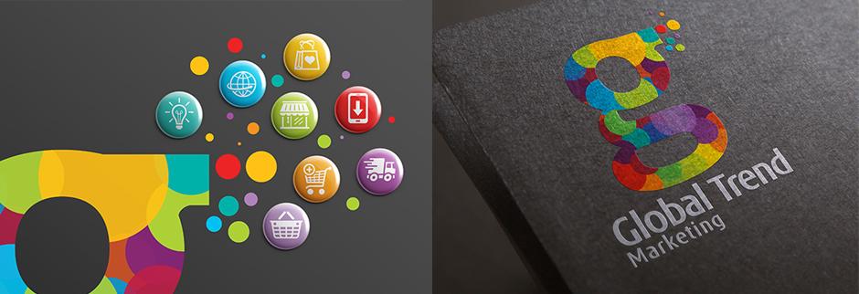 Логотип и инфографика фирмы