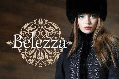 Создание фирменного стиля для коллекции одежды Belezza