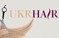 """Фирменный стиль """"UkrHair"""""""