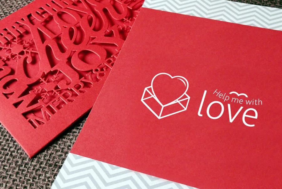 создание логотипа магазина подарков