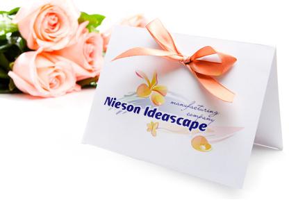 Разработка логотипа. Упаковка для цветов