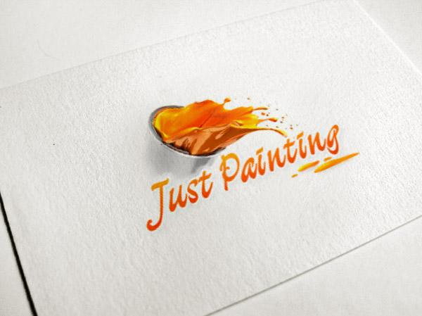 Создание логотипа дизайнерских услуг